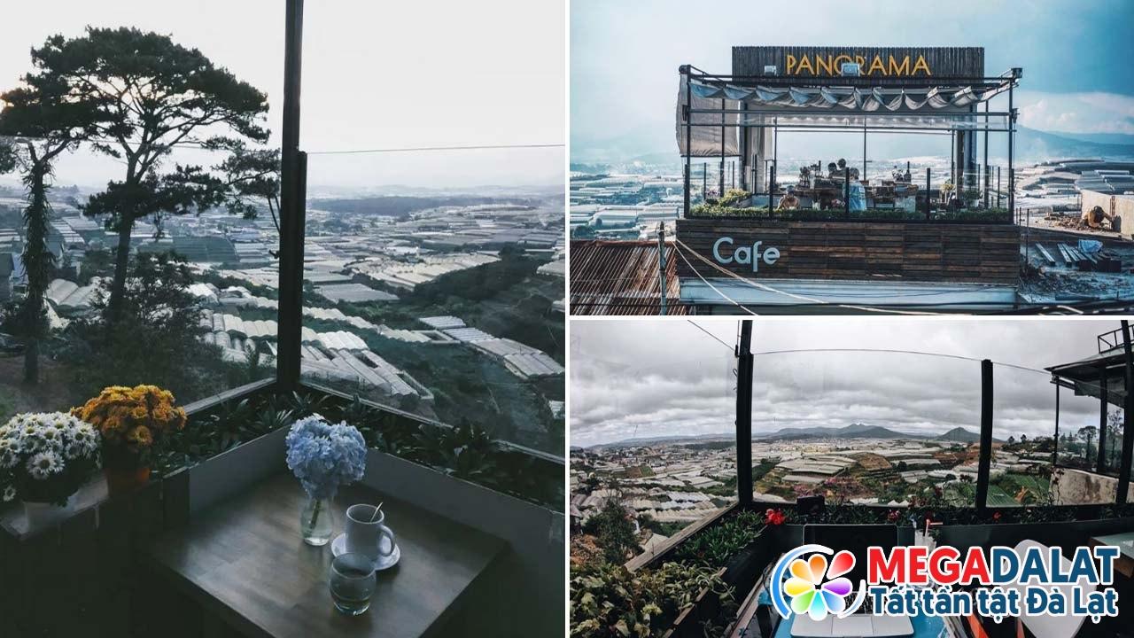 Săn mây cùng Panorama Coffee