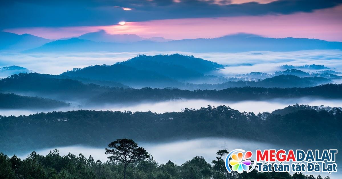 Cảnh đẹp bất tận nhìn từ trên đỉnh Pinhatt
